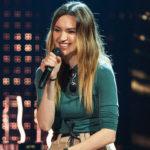 33354 USTINOVA: «После съемок в шоу «ПЕСНИ» я проплакала два часа»