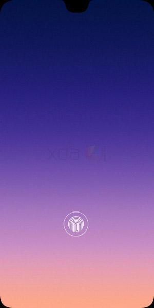 Xiaomi Mi 7 Plus может получить экранный сканер отпечатков