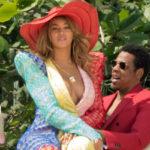 34806 Ярко и сексуально: Бейонсе и Джей-Зи в сочных образах позируют на пляже на Ямайке