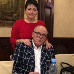 Жена Эммануила Виторгана объяснила, как решилась на рождение дочери