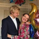 16-летний cын Натальи Водяновой рассекретил свою девушку