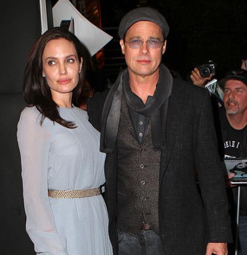 Анджелина Джоли возмущена новым романом Брэда Питта