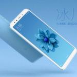 36945 Анонс Xiaomi Mi 6X: производительный полноэкранный смартфон с ИИ и продвинутой камерой