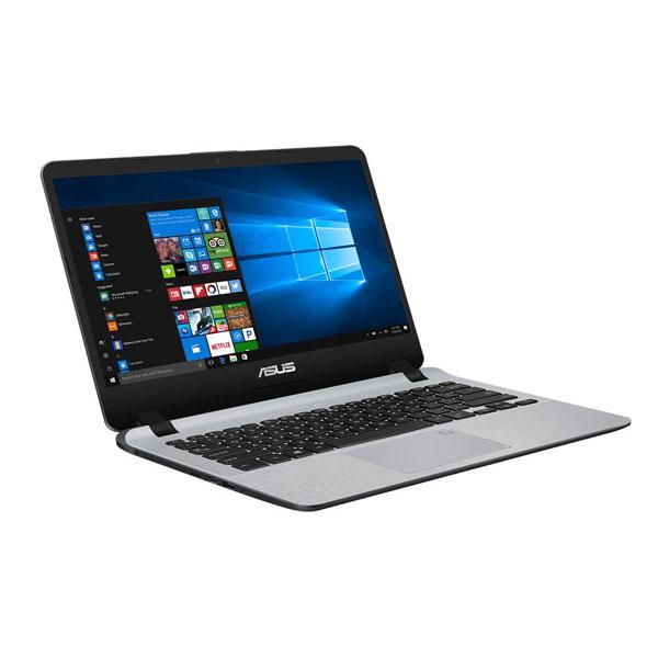Asus показала компактные и лёгкие ноутбуки X407 и X507