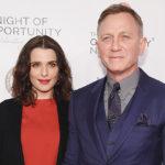 Дэниел Крейг и Рэйчел Вайс на благотворительном гала-приеме The Night Of Opportunity