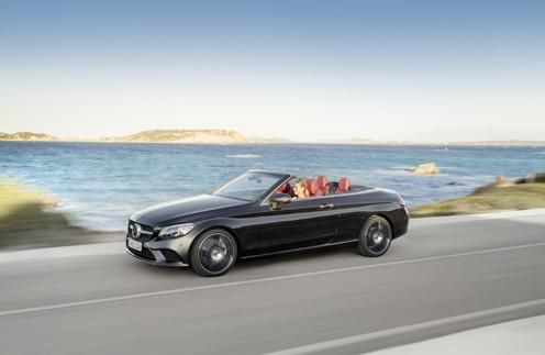 Двухдверные автомобили Mercedes-Benz C-Класса стали еще спортивнее