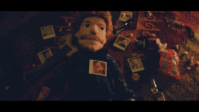 Ed Sheeran — Happier, новый клип