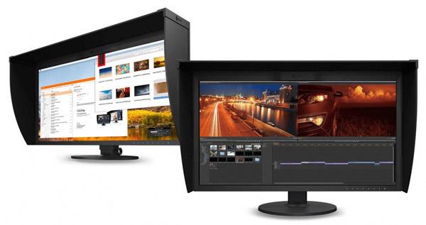EIZO анонсировала профессиональный монитор ColorEdge CG319X с датчиком калибровки