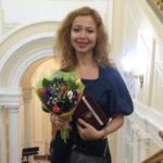 35350 Елена Захарова крестила дочь