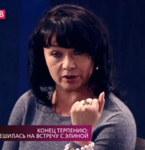 Элина Мазур заявила о романе с Джигарханяном