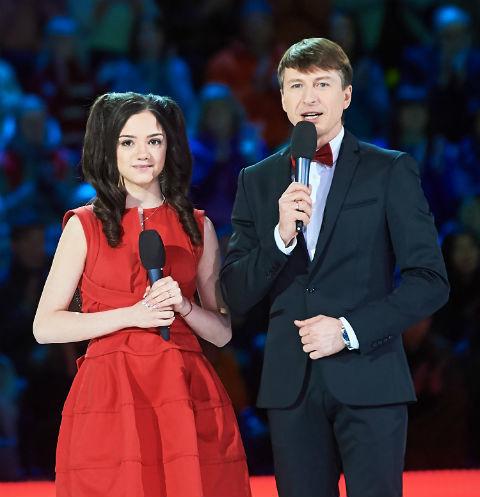 Евгения Медведева призналась, когда вернется к соревнованиям
