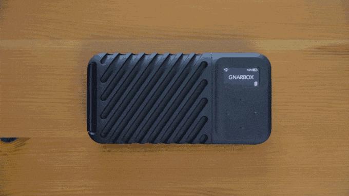 Gnarbox 2.0 для фотографов без ноутбука