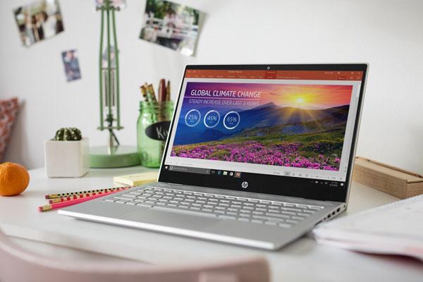 HP анонсировала новые компьютеры HP Pavilion