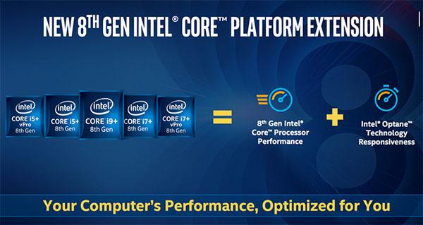 Intel Core i5+ и Core i7+ с кэширующими SSD Optane появились в рознице