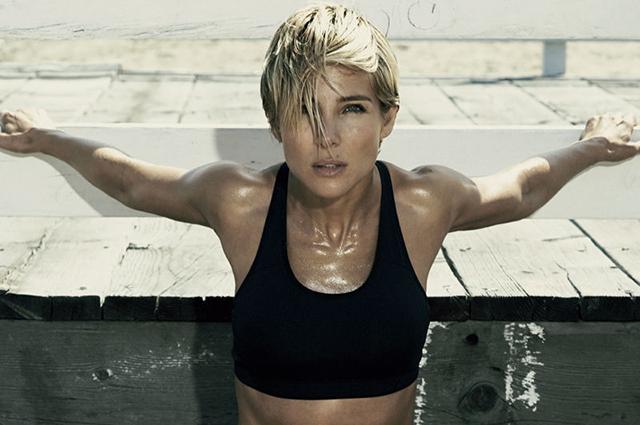 Как жена Криса Хемсворта стала фитнес-гуру: секрет идеальной фигуры 41-летней Эльзы Патаки
