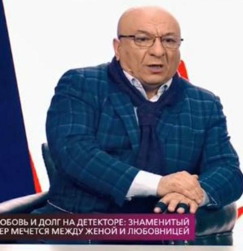 Михаил Богдасаров покаялся перед супругой после измен
