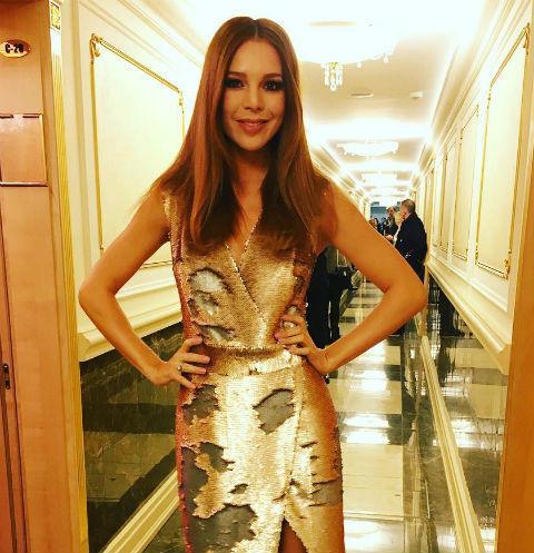 Наталья Подольская боится лишнего веса