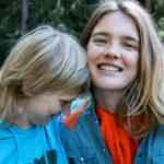 36081 Наталья Водянова поведала о положительных изменениях в жизни «особенной» сестры