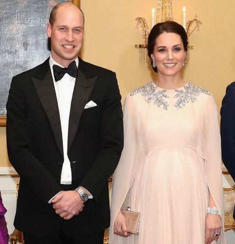Принц Уильям раскрыл имя будущего ребенка