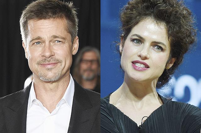 СМИ о романе Брэда Питта и Нери Оксман: «Он нашел свою Амаль Клуни»