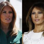 Строгая и нежная: Мелания Трамп продемонстрировала два совершенно разных образа