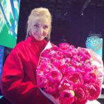 Татьяна Навка дала волю чувствам на собственном дне рождения