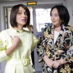 Ведущая Первого канала показала закулисье шоу «Давай поженимся»