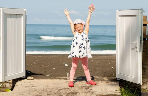 «Великолепные каникулы»: международный семейный лагерь в Грузии