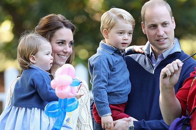 Видео дня: 5 правил Кейт Миддлтон и принца Уильям в воспитании детей