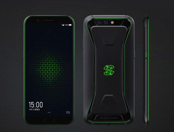 Xiaomi анонсировала игровой смартфон Black Shark с самой передовой начинкой