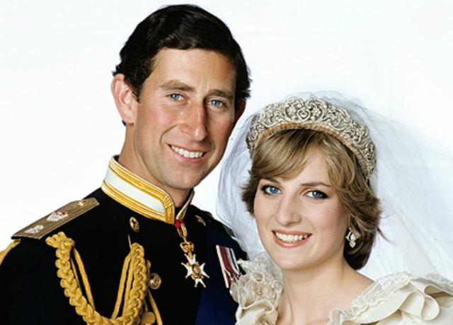 13 британских королевских свадеб: как это было