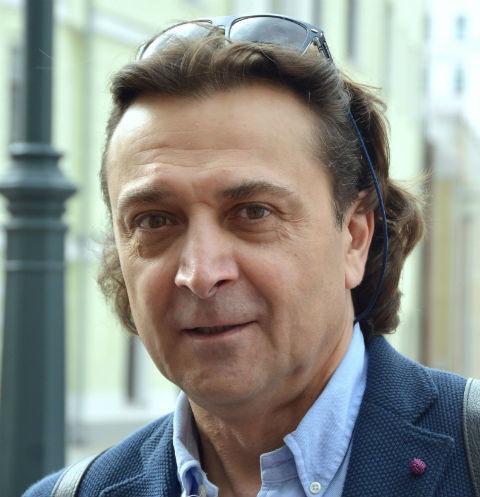 Александр Лазарев-младший женился во второй раз