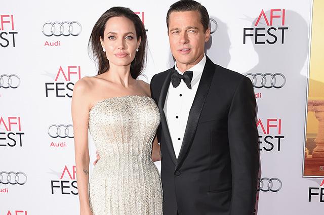 Анджелина Джоли и Брэд Питт не могут прийти к согласию в вопросе об опеке над детьми