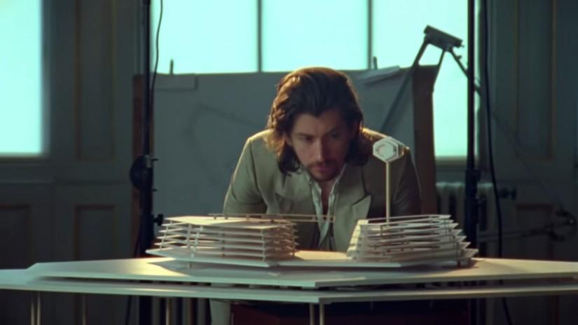Arctic Monkeys — Four Out Of Five, новый клип