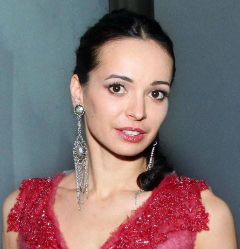 38654 Балерина Диана Вишнева похвасталась стройной фигурой после родов