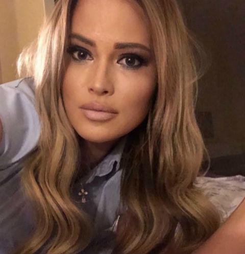 Бывший супруг Даны Борисовой разрешил дочери встретиться с ней