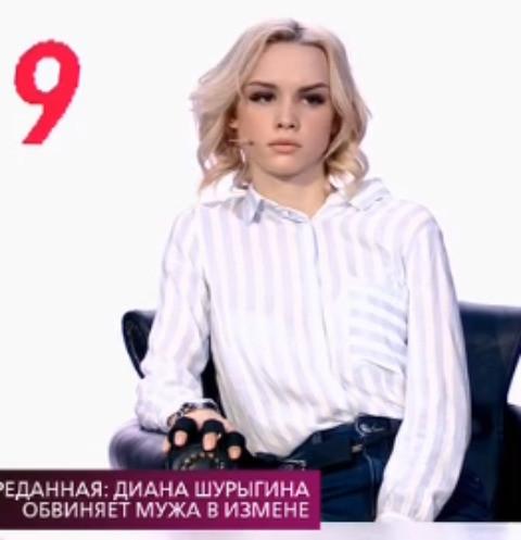 Диана Шурыгина хотела наложить на себя руки из-за измены мужа