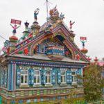 Фантастический терем кузнеца Кириллова восхищает сотни туристов!