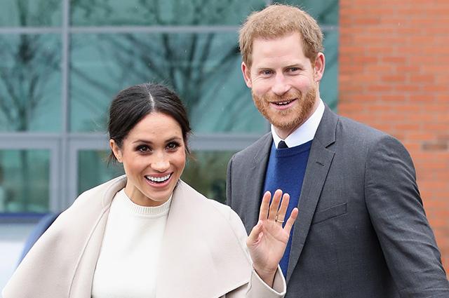 Инсайдер: Меган Маркл и принц Гарри исполнят свадебный танец под песню Уитни Хьюстон