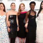 Канны-2018: Пенелопа Крус в платье Ralph Lauren на фотоколле фильма «355»