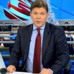 37816 Кирилл Клейменов попрощался с должностью ведущего программы «Время»