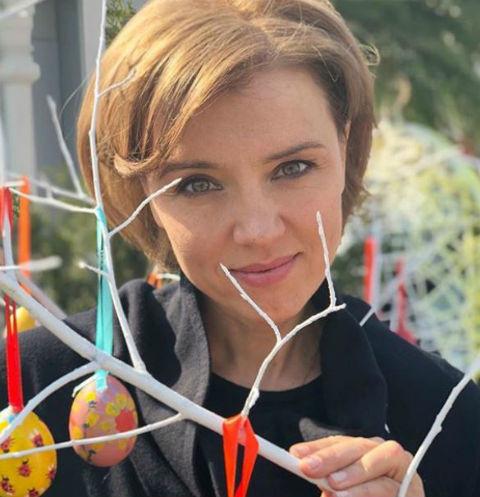 Ксения Алферова оголилась на отдыхе