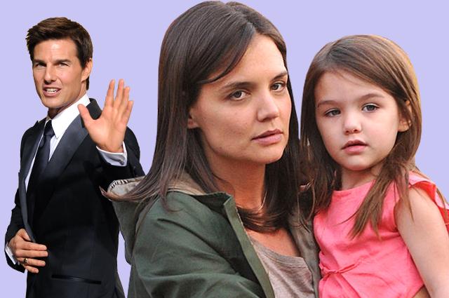 Матери-одиночки в Голливуде: как Кэти Холмс, Шарлиз Терон и другие справляются с этой ролью