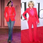 Модная битва: Белла Хадид против Джейн Фонды