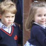 38193 Официально объявлены обязанности принца Джорджа и принцессы Шарлотты на свадьбе Меган Маркл и принца Гарри