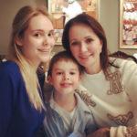 Ольга Кабо отселила дочь
