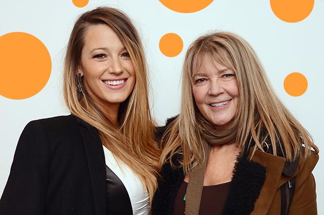 Парад двойников: знаменитые мамы и дочери, похожие как две капли воды