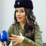 38722 Поклонники в восторге от пения Наталии Орейро на русском