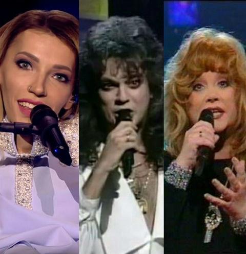 Самойлова, Киркоров, Пугачева: самые громкие провалы России на «Евровидении»