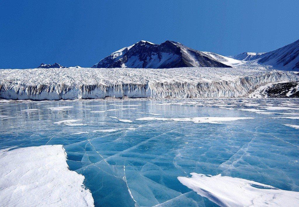 Самый загадочный материк. Невиданная красота, метеориты и загадочные останки во льдах!